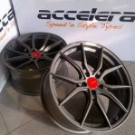Velg Ring 19 Advanti pcd 5×112 lebar 8-9 et 45-30