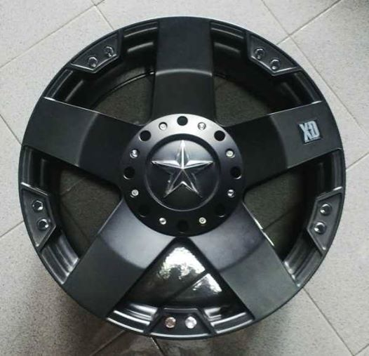 velg xd rock star ring 20, pcd 6x139, lebar 9, et 15