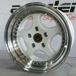 Velg Mobil ring 15 dy wheels pcd 5×114 lebar 8 et 25