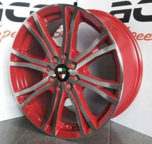 Velg Mobil Enzo Ring 16 Red