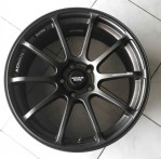 Jual Velg Mobil Advan RS Ring 18 Black