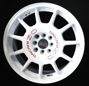 Velg Mobil OZ Legenda Ring 17 White
