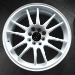 Velg Mobil SSR Type GTC Ring 17 White