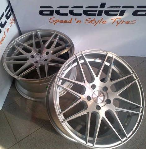 velg bmw advanti ring 19, pcd 5x120 lebar 8-9 et 35