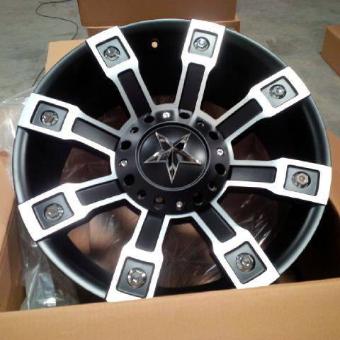 velg xd rock star ring 20, pcd 6x139, lebar 9, et 15..