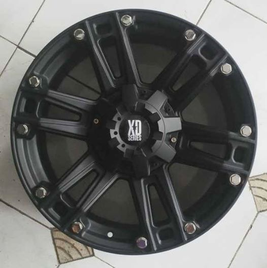 velg xd rock star ring 20, pcd 6x139, lebar 9, et 15.