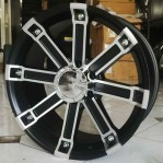 Velg xd Rock Star Ring 20, pcd 6×139, lebar 9, et 15
