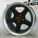 Velg Mobil ring 15 dy wheels pcd 4×100 lebar 8 et 25.
